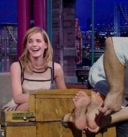 Emma Watson tickle fake 3.2 by the70sguy