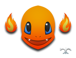 charmander by darkheroic