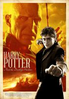 Harry Potter and the Deathly Hallows. by JohnnyMex