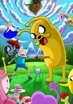 Adventure time collaboration by SemajZ