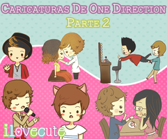 Nuevas Caricaturas De One Direction Parte 2 by IloveCute1220