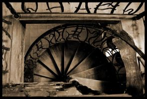 The Stairway by Mihaell
