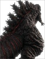 Shin Gojira: Monster of Destruction... by sonichedgehog2