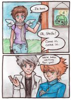 sparks, fly! a firered nuzlocke: page 2 by rose-star