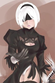 2B by DevilsAlly