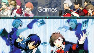 PS Vita Wallpaper - Persona 3 (Games Section) by BlizzardRemix