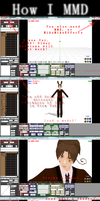 {Sort of a MMD Tutorial...} How I MMD by Muxyo