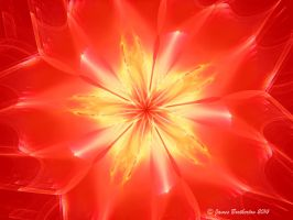 Red Apoflower by jim88bro