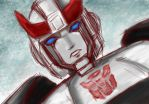 Prowl messy lines by Ridel