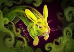 The 3rd dream. Bunnyrabbit by Lambidy