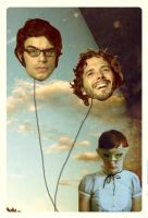flight of the conchords love by nakushitakotoba