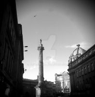 greys monument by ulfthewolf