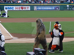 Star wars at Commerica park by MovieLover8Jurassic4