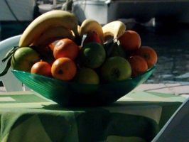 Fruit Bowl by JollyStock