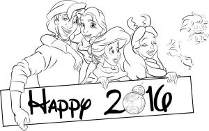 Happy 2016 by Hyung86