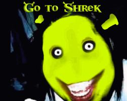 Go To Shrek by Unfinished1962
