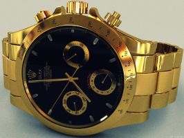 Rolex watch by K1BORG