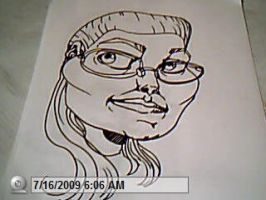 caricatures3 by llothcat