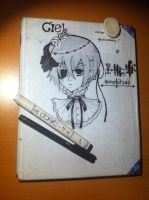 Ciel Phantomhive by marshmallow-geek