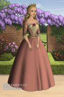 Princess Anneliese by Moraverley