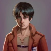 Eren Yeager by DrawingGuy31