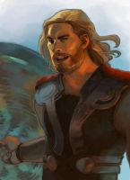 Thor by MeisterC