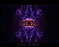 eye of the abyss by TSHansen