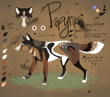 Papyrus Ref by earthytones