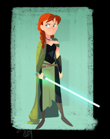 May the Frost be With You - Anna by ComickerGirl