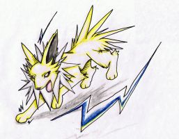 Jolteon Prize by Sepla