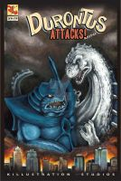 Durontus Attack Mini - Cover by KillustrationStudios