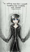 Just a puppet. by PunkyGothic