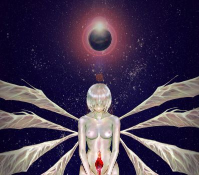 The End Of Evangelion: Lilith by witchofwest