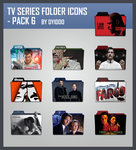 TV Series Folder Icon - Pack 6 by DYIDDO