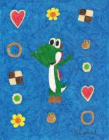 Yoshi's Cookie by daisyplayer1