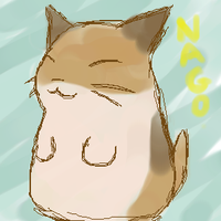 N is for Nago by Diddgery