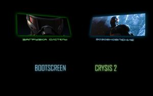 CRYSIS 2 Bootscreen by creatiVe5