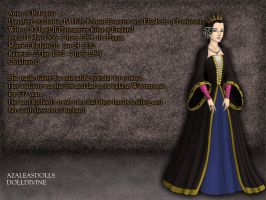Anne of Bohemia, Queen of England 1382-1394 by TFfan234