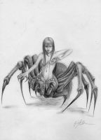 Arachne by OpheliaArts