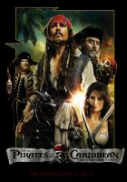 Pirates OT Caribbean IV Poster by marty-mclfy