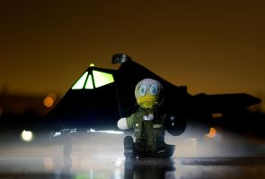 Stealth Fighter by Magical-Me