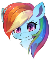 Rainbow Dash Gif by BradleyDoom