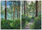 Study landscapes by JuliaTar