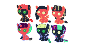 foals for Tailzy24! by star4567980
