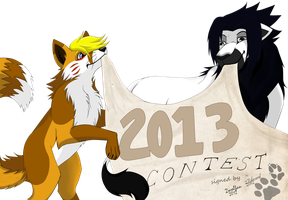 2012-2013 CONTEST by 2wolfan