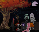 Tekara Trick or Treat by orochiXdemonXshiku