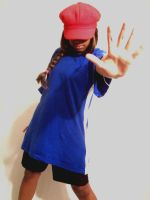 Numbuh 5 by Crappy-Happy-Cosplay