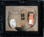 The Fox and The Owl Two by timbo400