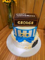 Rita and George's Cake 2 by MarTiaNOverLorD