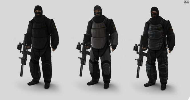 character concept by trainfender